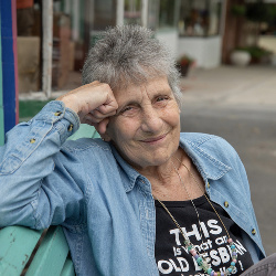 Alix Dobkin, This is What an Old Lesbian Looks Like